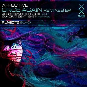 Once Again Remixes, Pt. 2 EP