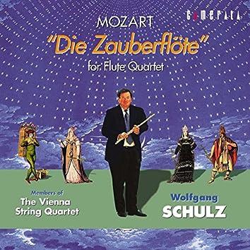 Mozart: Die Zauberflöte for Flute Quartet