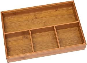 small wooden organizer