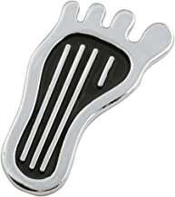 Mr. Gasket 9644 Barefoot Style Dimmer Switch Pedal Pad