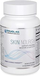 Douglas Laboratories Skin Nourish | with Phytoceramides and Skin Ax2 to Hydrate and Nourish Skin | 30 Vegetarian Capsules