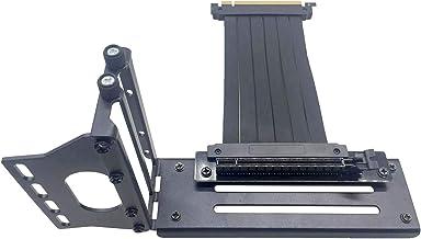 Soporte vertical para tarjeta gráfica, PCI- E 3.0 16X, tarjeta gráfica, kit de soporte para tarjeta de video con cable elevador