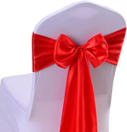Best bow chair covers for weddings