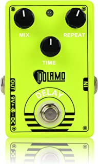Delay Guitar Effect Pedal,Mix, Repeat and Time controls...