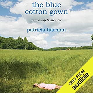 The Blue Cotton Gown cover art