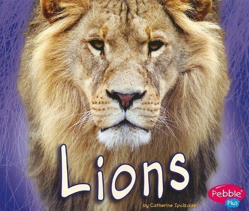 Lions (African Animals) (Pebble Plus: African Animals) by Ipcizade, Catherine (2010)