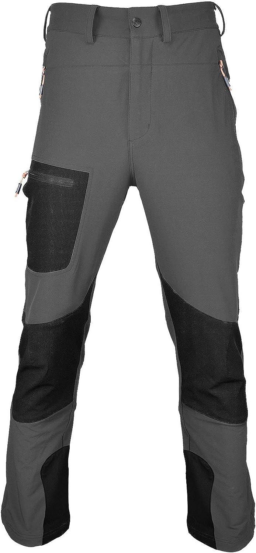 OUTDOOR SHAPING Men's Zipper Pocket Water-Resistant Tactical Hik