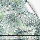 Megadecor Vinilo Decorativo, modelo ULUNDI, 60cm x 240cm, Para Muebles y Paredes, Resistente al Agua y La Humedad (LISO)
