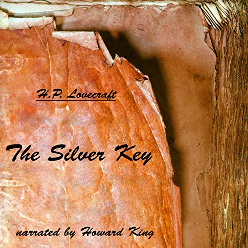 The Silver Key audiobook cover art
