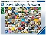 Ravensburger- Puzzle 1500 Piezas, Multicolor (16007)