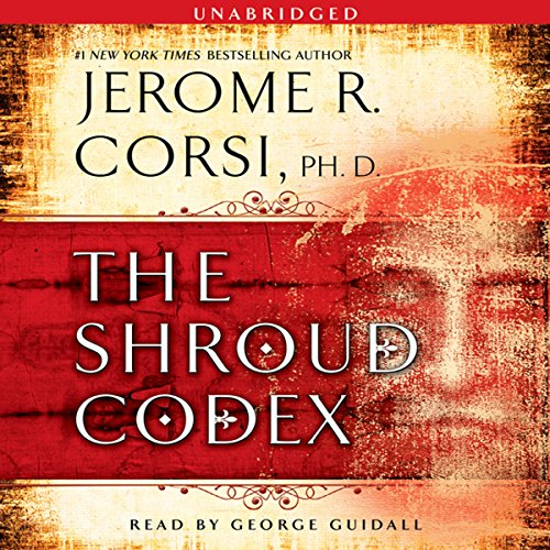 The Shroud Codex audiobook cover art