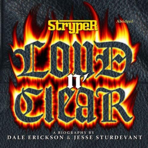 Stryper audiobook cover art