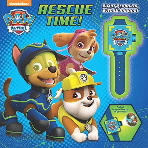 Nickelodeon PAW Patrol: Rescue Time