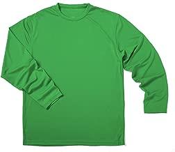 Zorrel (Z1051) Unisex Extreme Wicking Long Sleeve Training Tee (21 colors)