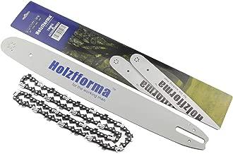 Farmertec Holzfforma 20Inch Guide Bar &Saw Chain Combo .325 .063 81DL for Stihl MS260 MS261 MS270 MS271 MS280 MS290 MS311 MS360 024 026 028 029 030 031 034 036 039