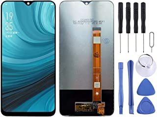 LCD Display Replacement Parts LCD Screen And Digitizer Full Assembly For OPPO A7 / A5s / AX7 / A7N / A12 / AX5 Mobile Phon...