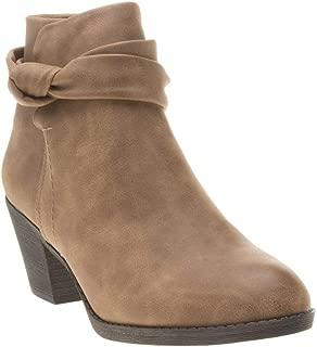 ROCKET DOG Silo Womens Boots Tan