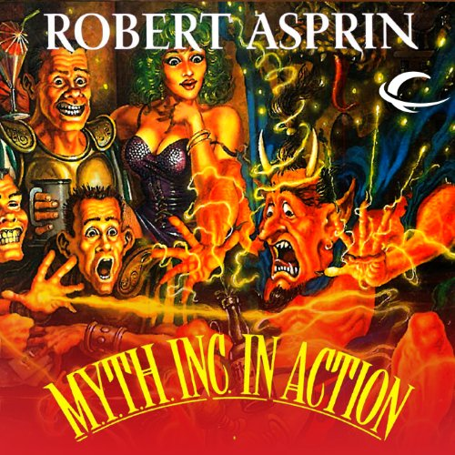 M.Y.T.H. Inc. in Action cover art