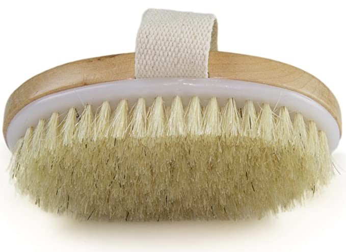 Dry Skin Body Brush - Improves Skin