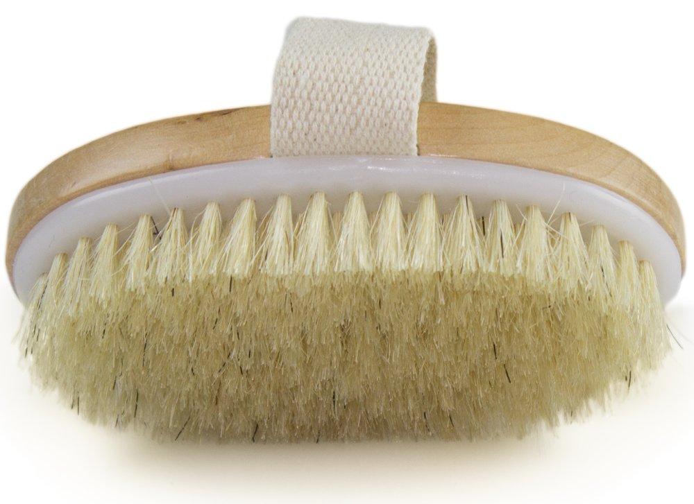Dry Skin Body Brush Circulation