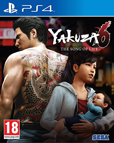 Yakuza 6: The Song of Life - Essence of Art Edition - PlayStation 4 [Importación francesa]