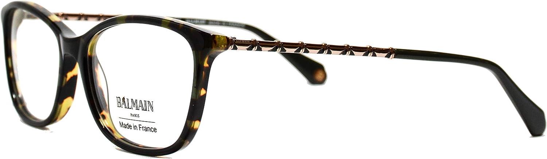 Eyeglasses Balmain BL1072 03 havana frame Size 5215135