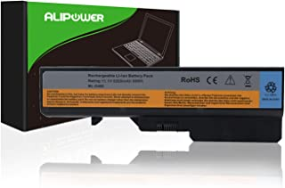 Alipower Laptop Battery Replacement for Lenovo IdeaPad G460 G560 Series V360 V370 V470 Z460 Z465 Z565 - fits P/N 57Y6454 57Y6455 L09C6Y02 L09M6Y02 L09S6Y02 L10C6Y02 L10P6Y22-12 Months Warranty