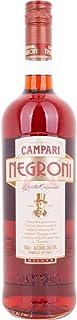Campari NEGRONI Ricetta Originale Classic Cocktail Liköre 1 x 1 l