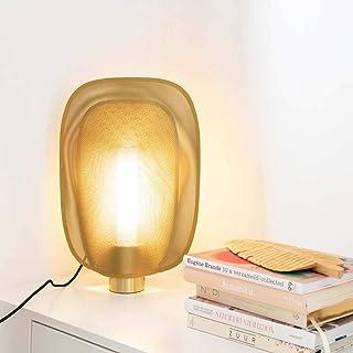 Dightyoho Lampe de Table Lampe de Salon Moderne, Lampe de Table de Chevet de Chambre d'étude, modèle de personnalité Desig...
