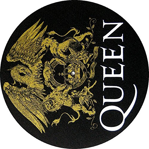 Queen Slipmat set x 2