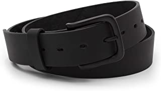 The Huntsman - Full Grain Leather Black Belt - Made in USA