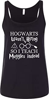 Diagon Alley Customs Hogwarts Wasn't Hiring So I Teach Muggles Harry Potter Teacher Shirt