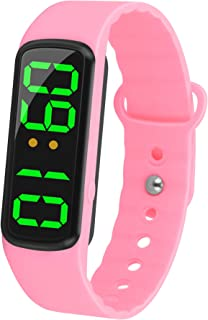 WUTAN Watches for Girls Boys Adorable Cute Wrist Watch Girl Fashion Waterproof Wrist Watches for Kids Children
