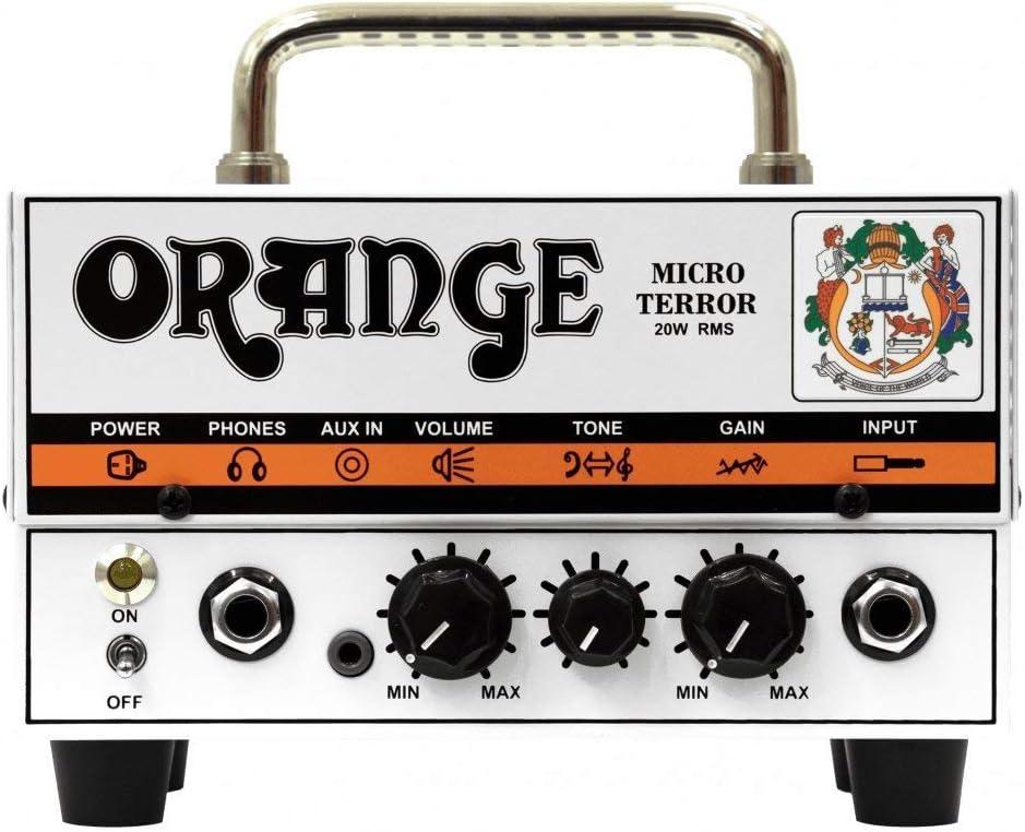 Orange Micro Terror 20W Renewed Tucson Mall Amplifier Head San Francisco Mall