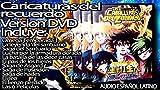 Caballeros del Zodiaco Coleccion Completa en Español Latino DVD O BLURAY (DVD)