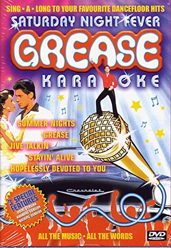 Saturday Night Fever / Grease - Karaoke
