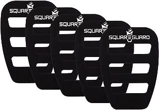 SquareGuard Pocket Square Holder (5-Pack)