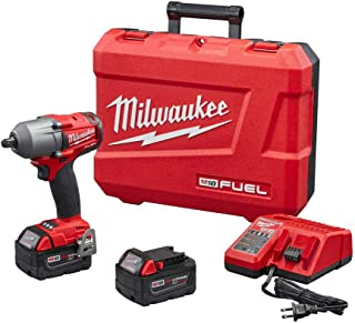 """1/2"""" Mid-Torque Impact Wrench Kit w/ Pin Detent"""