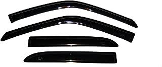 Auto Ventshade 94321 Original Ventvisor Side Window Deflector Dark Smoke, 4-Piece Set for 1999-2005 Suzuki Vitara & Grand Vitara, 1999-2004 Chevrolet Tracker with 4-Doors