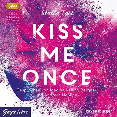 Kiss me once Titelbild