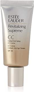 Estee Lauder Revitalizing Supreme Global Anti-Aging CC Creme SPF 10 for Women - 1 oz., 158.76 grams