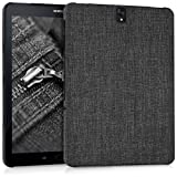 kwmobile Hardcase Stoff Hülle für Samsung Galaxy Tab S3 9.7