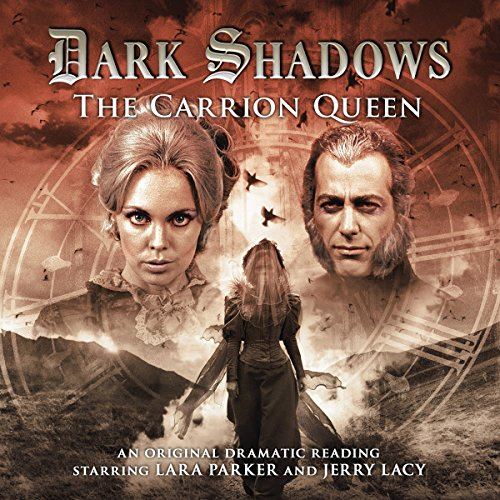 Dark Shadows - The Carrion Queen audiobook cover art