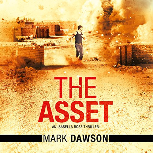 The Asset audiobook cover art