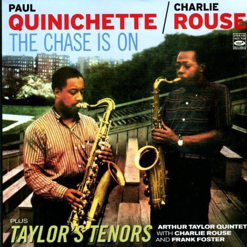 Paul Quinchette & Charlie Rouse