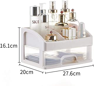 Plastic Cosmetic Drawer Cosmetic Jewelry Storage Box, Easy to Organize Cosmetics, Jewelry and Hair Accessories