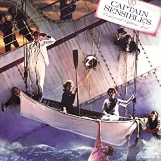 Women And Captains First by Captain Sensible (2009-08-25)