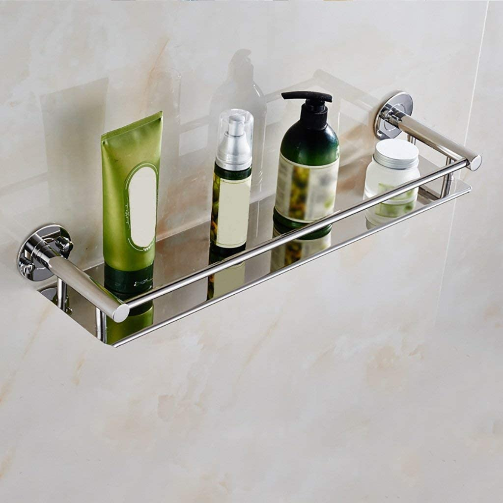 XKOEY Bathroom Selling Shelf Stainless Steel St Hanging Recommendation Rectangular Wall