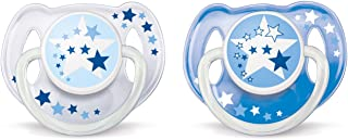 Philips AVENT BPA Free Night Time Pacifier, 6-18 Months,...