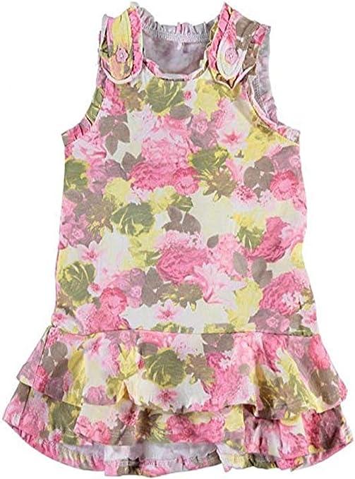 NAME IT Baby M/ädchen Kleid Bl/ümchenkleid Heidi